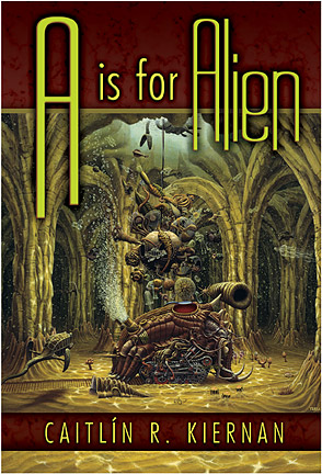 A is for Alien cover