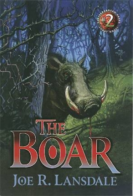 The Boar cover