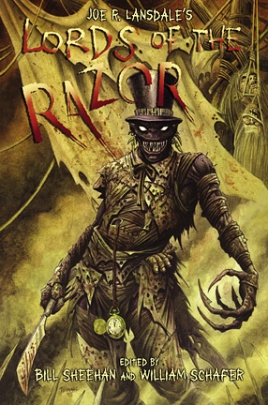 Lords of the Razor cover