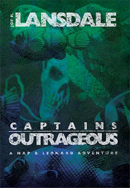 Captains Outrageous cover