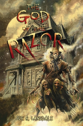The God of the Razor cover