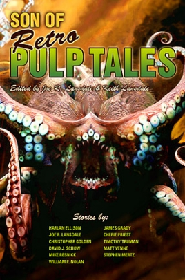 Son of Retro Pulp Tales cover