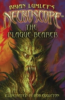 Necroscope: The Plague-Bearer cover