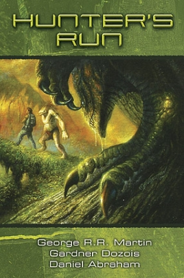 Hunter's Run cover
