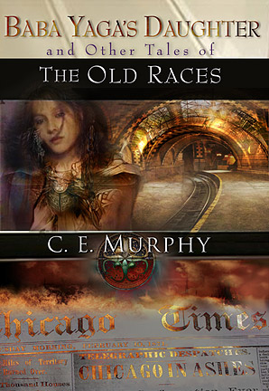 Baba Yaga's Daughter and Other Tales of the Old Races cover
