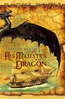 Temeraire: His Majesty's Dragon cover
