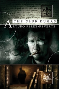 The Club Dumas cover