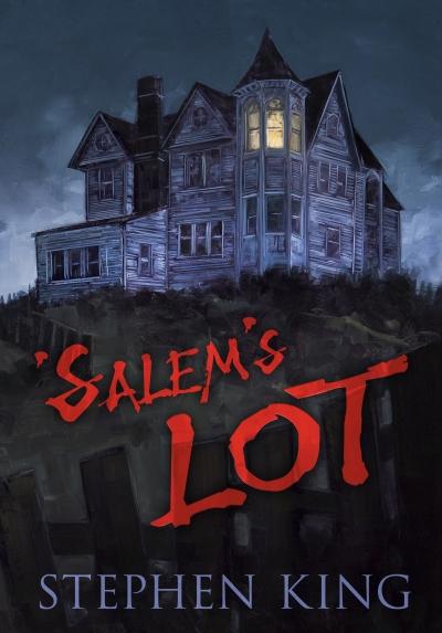 'Salem's Lot (preorder) cover
