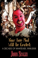 Your Hate Mail Will Be Graded cover