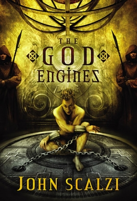 The God Engines cover
