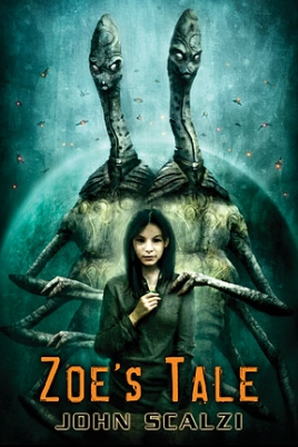 Zoe's Tale cover