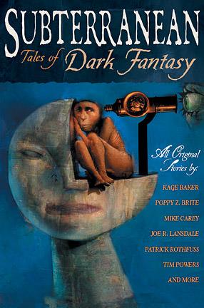 Subterranean: Tales of Dark Fantasy cover
