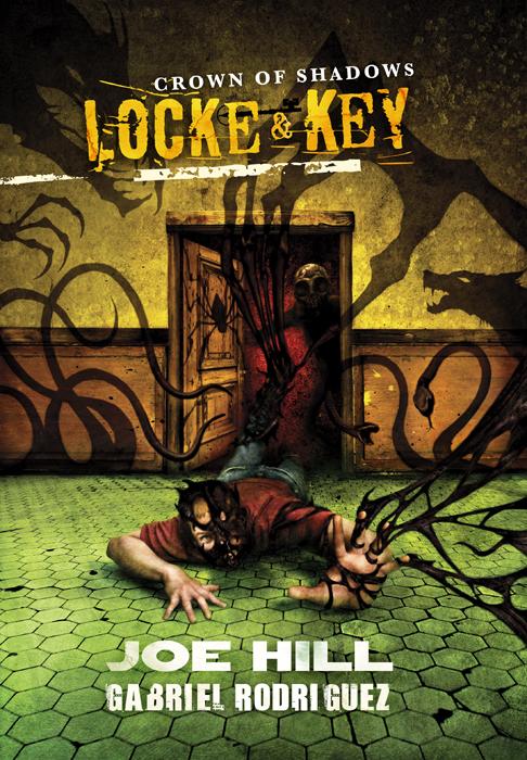 Locke & Key: Crown of Shadows cover
