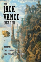 The Jack Vance Reader cover
