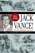 This is Me Jack Vance! cover